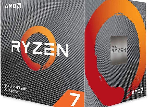 AMD Ryzen 7 3800X 8-Core, 16-Thread Unlocked Desktop Processor with Wraith Prism
