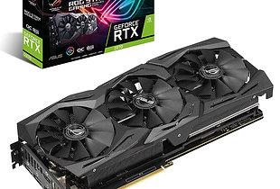 ASUS ROG STRIX GeForce RTX 2070 Overclocked 8G GDDR6 VR Ready
