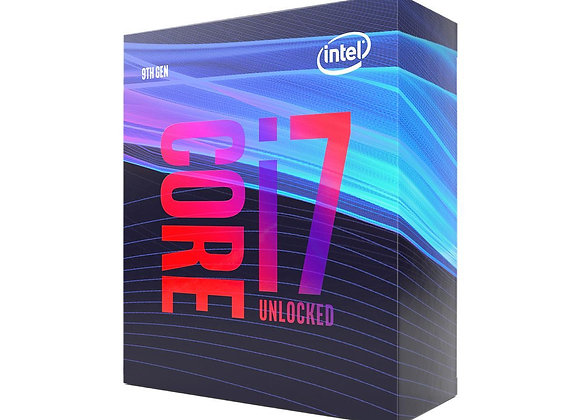 Intel Core i7-9700K Coffee Lake 3.6GHz Eight-Core LGA 1151 Boxed Processor