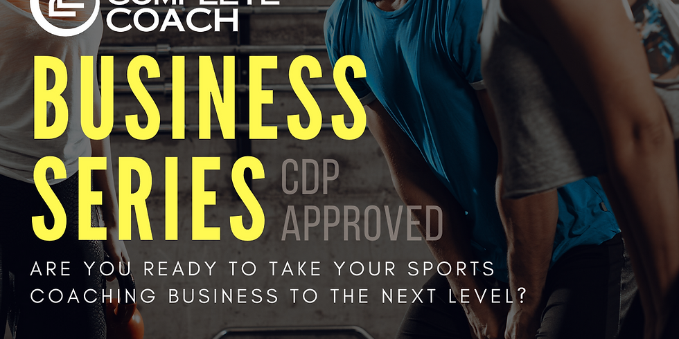 Complete Coach Business Series