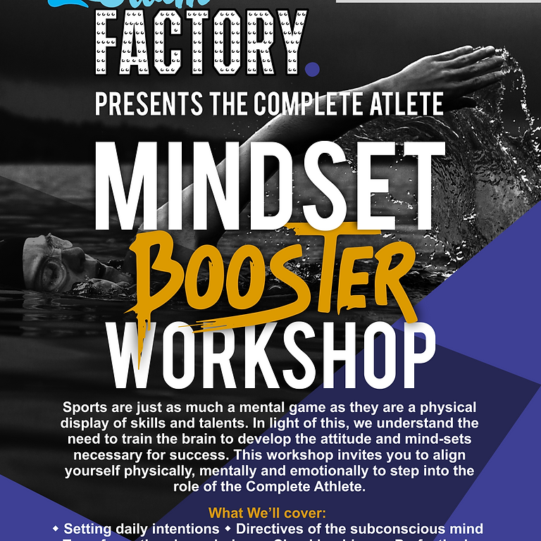 Complete Athlete Mentality Booster Program July