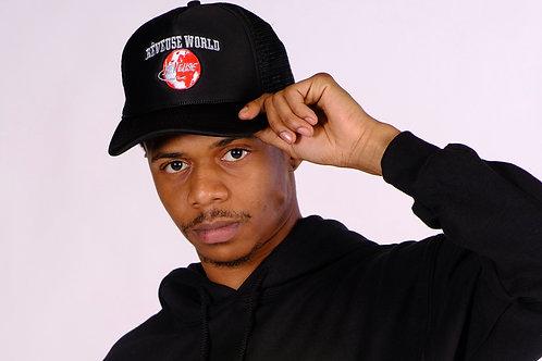 Noire Trucker Hat