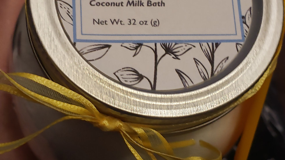Coconut Milk Bath 32oz