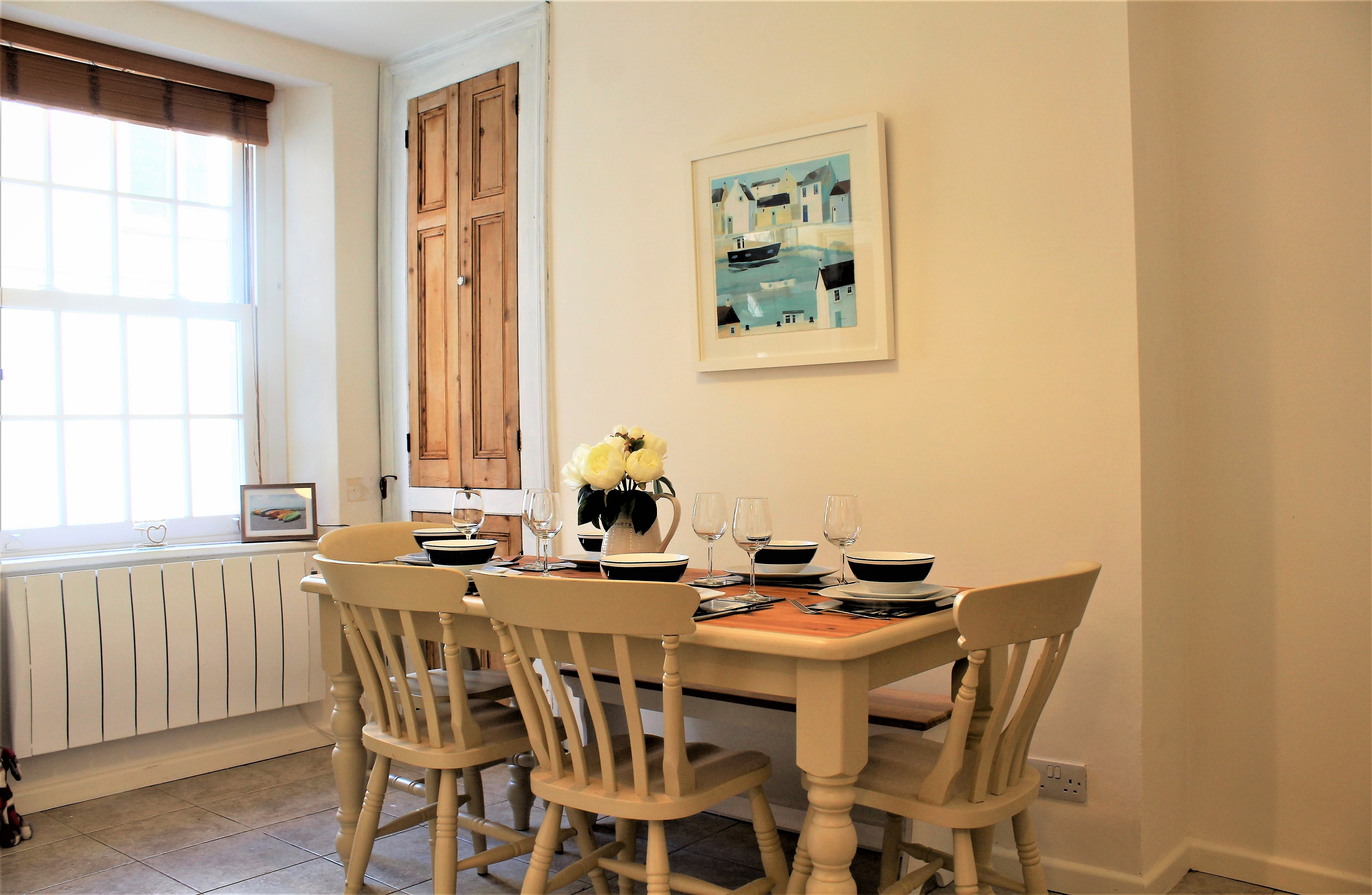 Dining room table nice pic