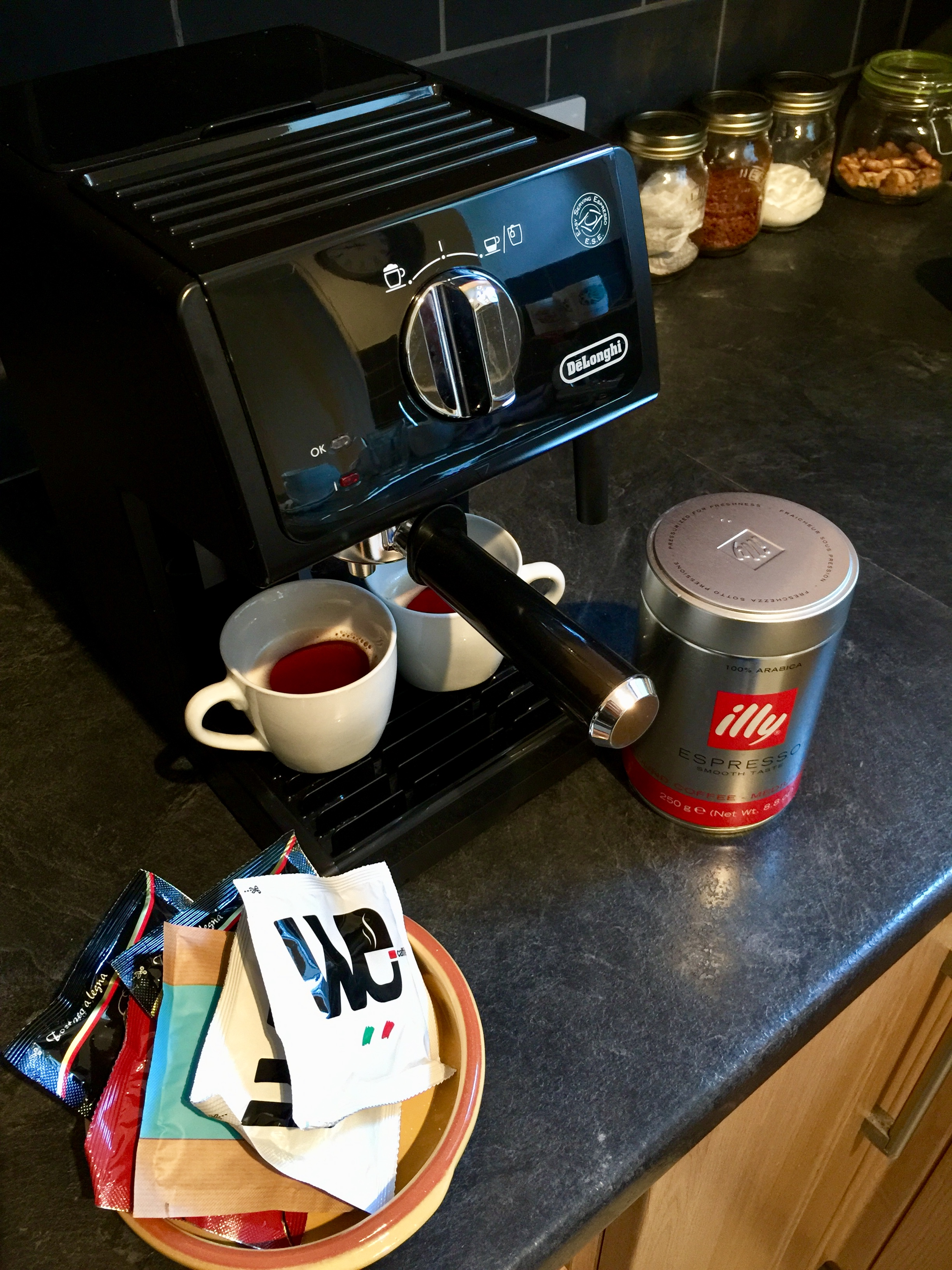 new pic of coffee machine