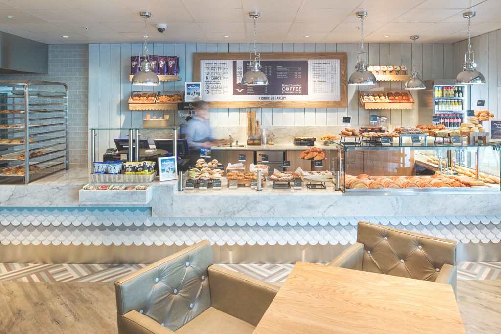 Plenty of cafes restaurants, pubs on your doorstep