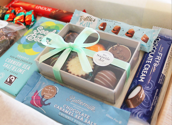 Luxury Chocolate Box Subscription Gift - 3,6, 9 or 12 month