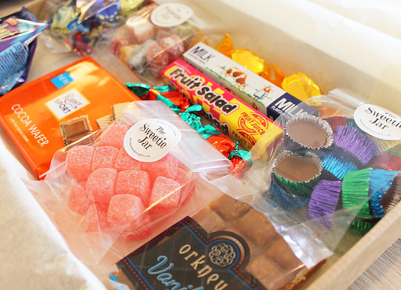 Sweetie Box Subscription Gift - 3,6, 9 or 12 month