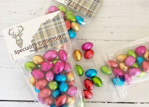 Easter Chocolate Small Business Sweet Shop Scotland Easter Gifts