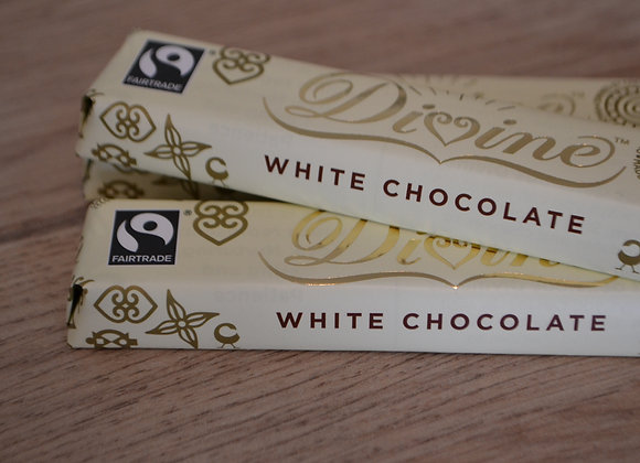 Divine White Chocolate