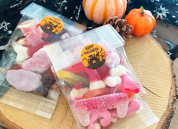 Creepy Jelly Mix Halloween Sweets