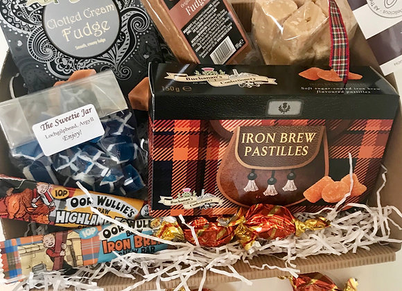 Scottish Confectionery Hamper