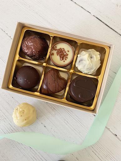 Handmade Belgian Chocolates