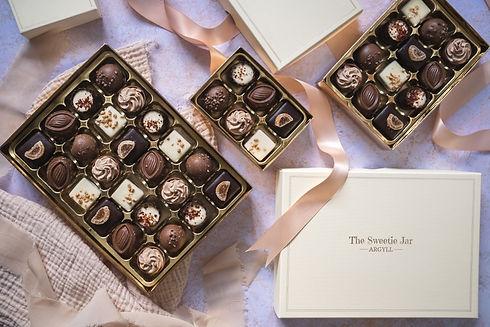 Handmade Chocolates Scotland Sweet Shop