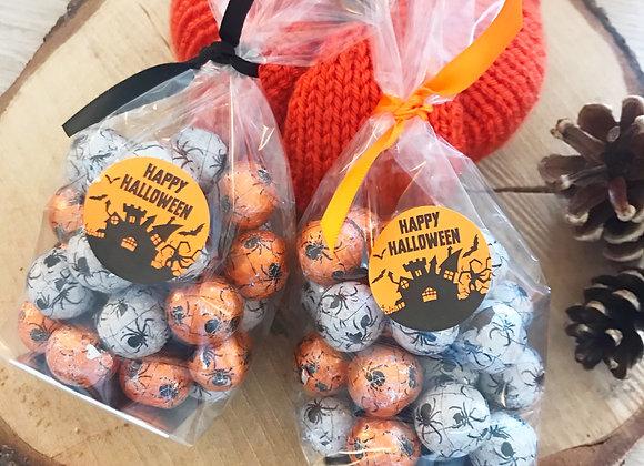 Chocolate Pumpkin Halloween sweets small business