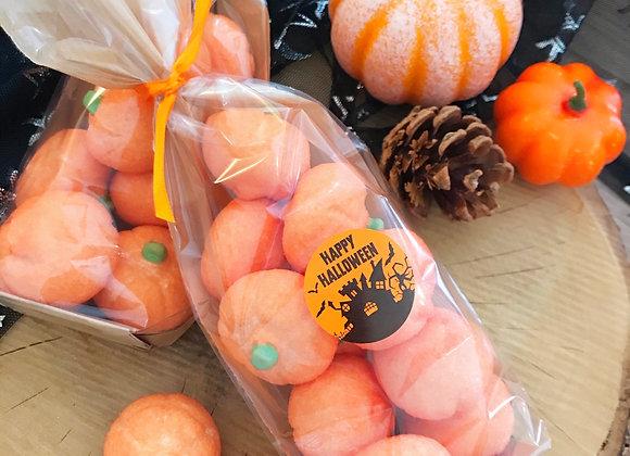 Pumpkin Mallows Halloween Sweets