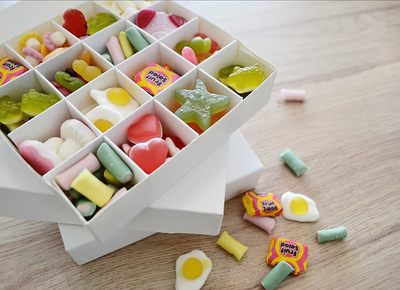 Pic 'n' Mix Sweetie Gift Box - Confectionery Gift