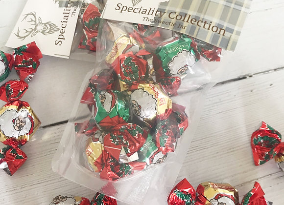 Christmas Chocolates Stocking Filler Sweets The Sweetie Jar Scotland