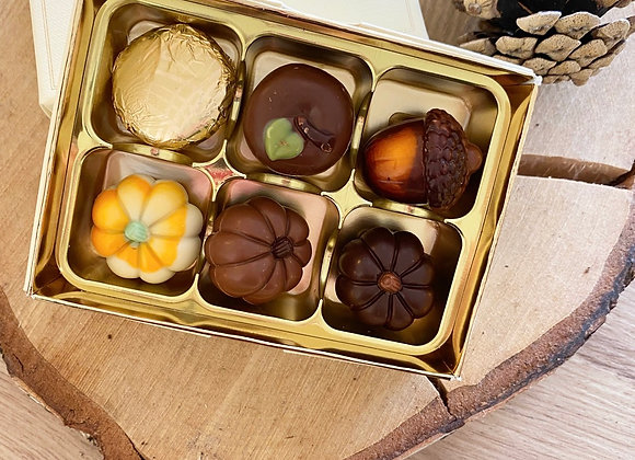 halloween chocolates sweet shop scotland