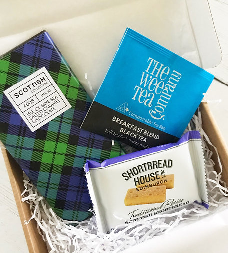 'A Wee Minding' Gift Box