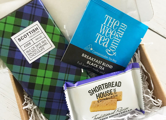 A Wee Minding Sweetie Gift Box Argyll Sweet Shop Scotland Denise Brolly