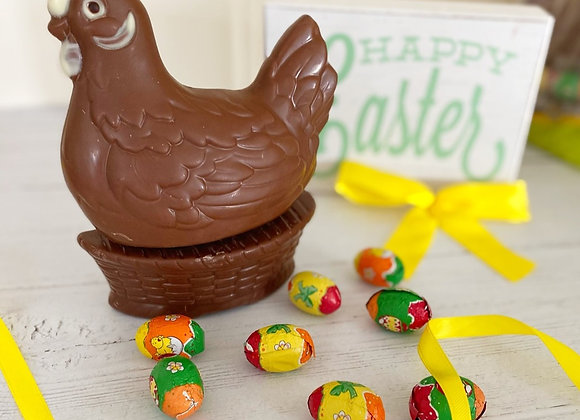 Small Business Sweet Shop Easter Chocolate Scotland Easter Gifts