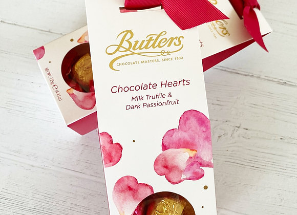 Mothers Day Butlers Chocolate Hearts Small Business Mothers Day Chocolates