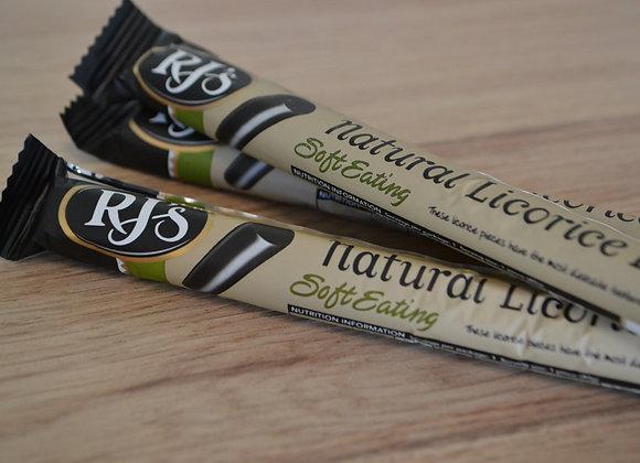 RJ's Natural Liquorice Log