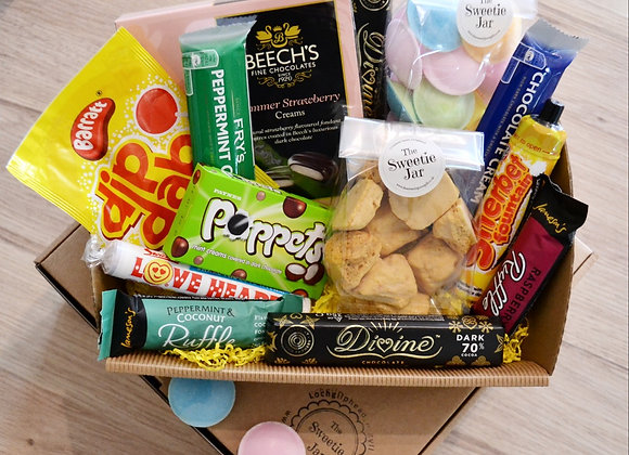 Vegan Sweetie Hamper Vegan Sweets Vegan Friendly Sweets