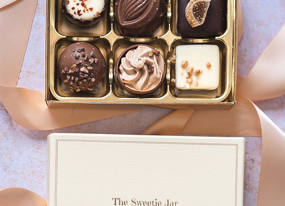 Small  Classic Collection Chocolate Box Sweet Shop Scotland
