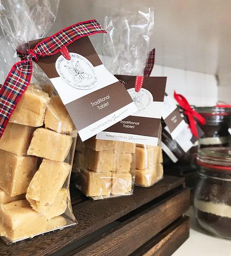 Traditional Scottish Tablet