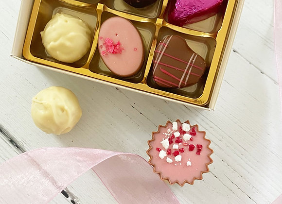 Small Mother's Day Chocolate Box