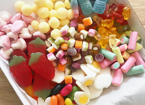 Pic 'n' Mix Share Box