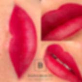kestopigmentointi huuliin