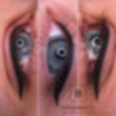 kestopigmentointi eyeliner