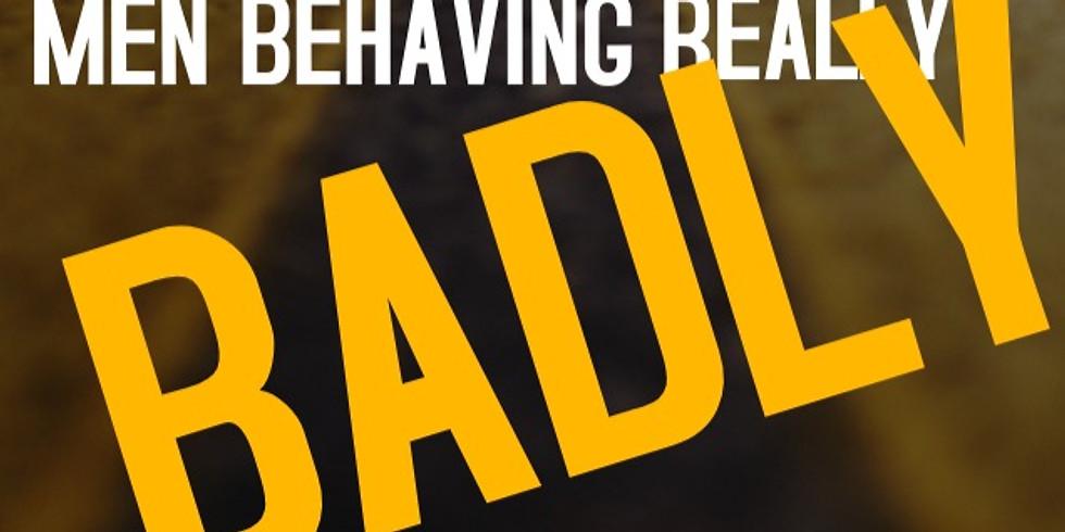 Book Launch Men Behaving Really Badly
