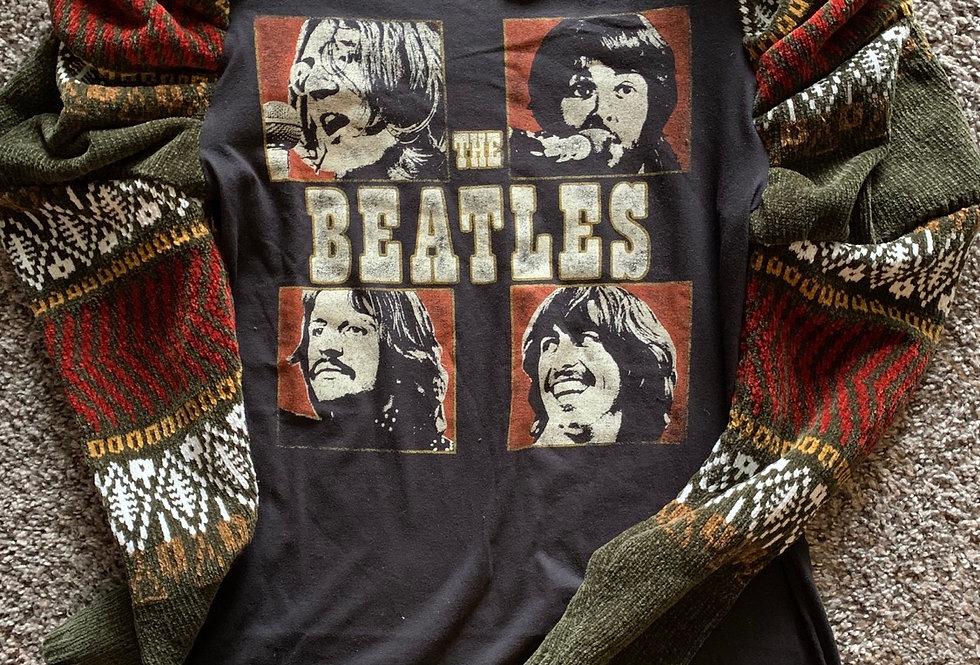 The Beatles x Fj revamp tee (M/L
