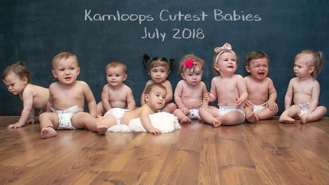 Kamloops Cutest Babies @ Pip & Pea