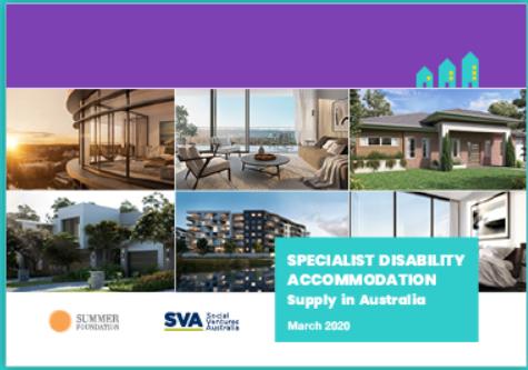 Summer/SVA SDA Supply Report- March 2020
