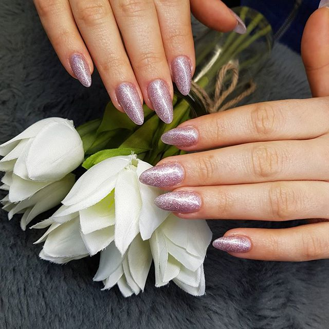#acrylicnails #sparkly