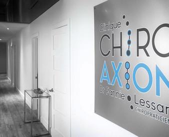 Chiro Axion