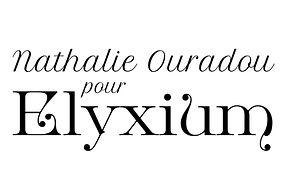 Nathalie Ouradou pour Elyxium