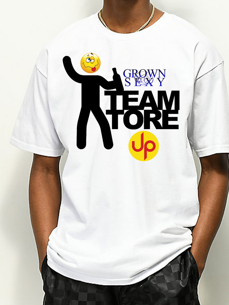 $25.00 TEAM TORE UP T-SHIRT