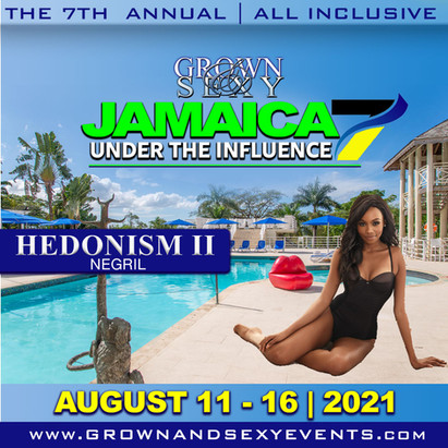 THE 7TH ANNUAL UNDER THE INFLUENCE , JAMAICA