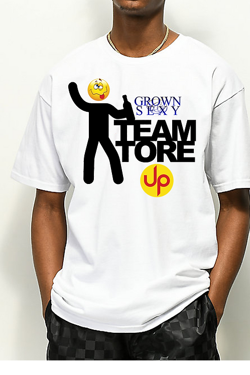 TEAM TORE UP | T-SHIRT