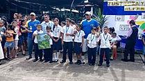 Natación para Todos desarrollado en la Escuala del Municipio de San Julian
