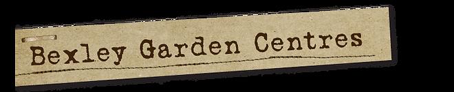 garden centre bexley abbeywood