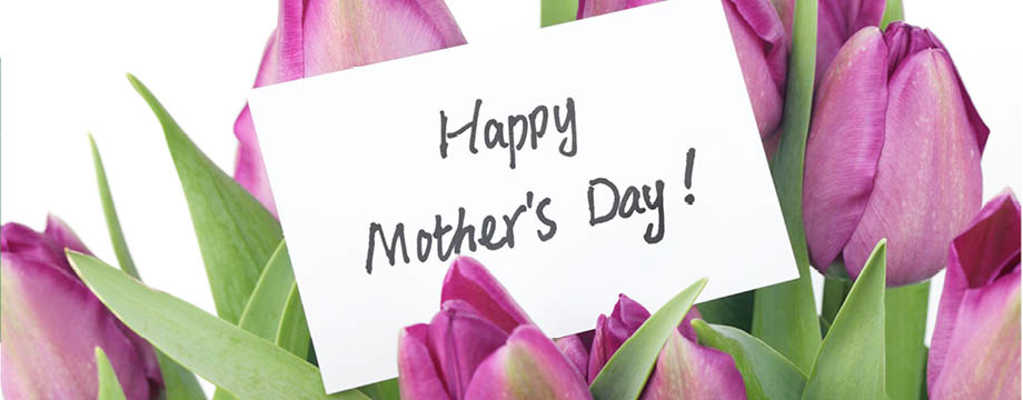 Don't forget Mother's Day Sunday 14th March !!