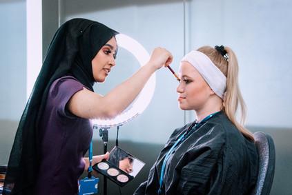 Bradford College, Beauty & Make-up