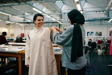 Bradford College, Fashion